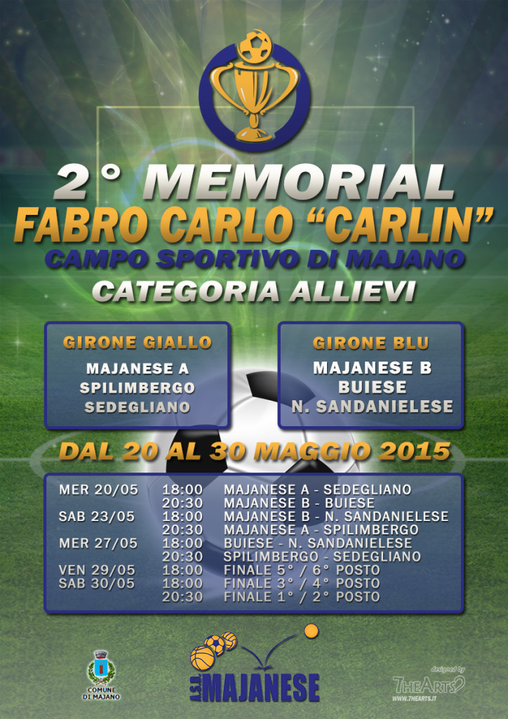 Memorial Fabro Carlo fondo scuro