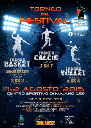 Torneo del Festival (1-2 agosto 2015)