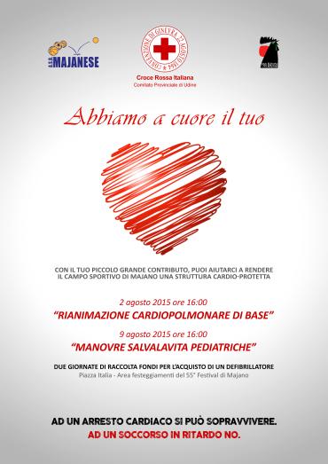 Dimostrazione Croce Rossa Italiana (2 e 9 agosto 2015)