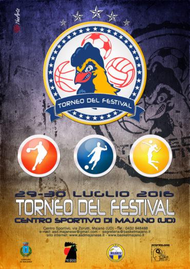 Torneo del Festival (29-30 luglio 2016)